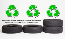 Tyre Recycling & Disposal